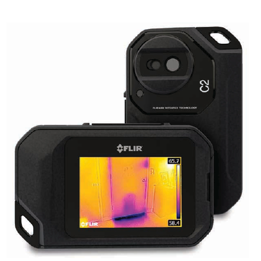 Flir C2 Review The Camera Compact Thermal Imaging System