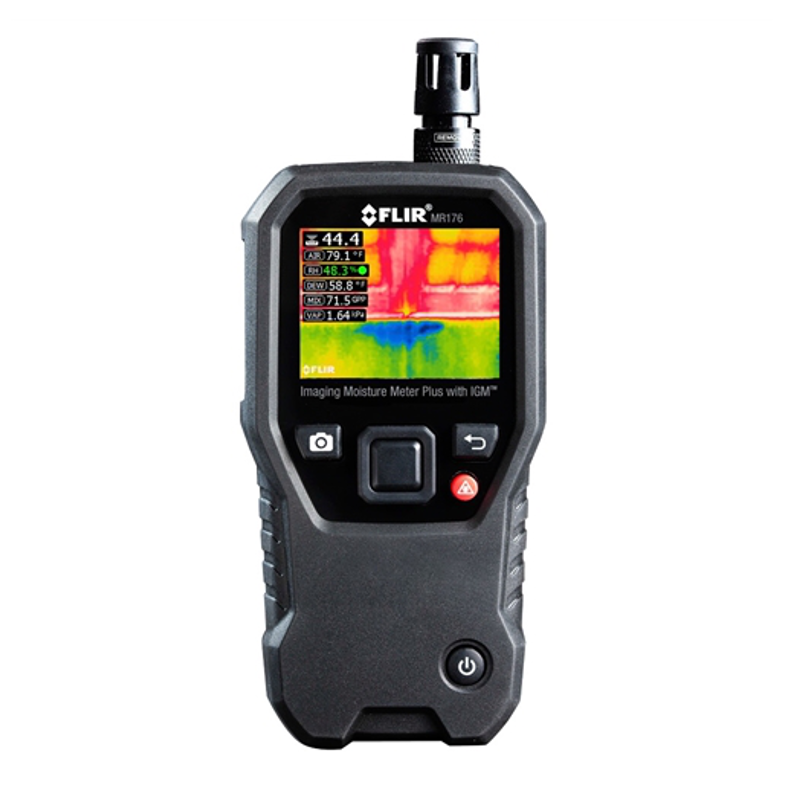 Flir Mr176 Moisture Meter Plus Infrared Camera With Igm
